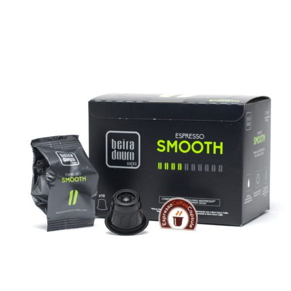 Вeira Douro Smooth nespresso compatible capsules box