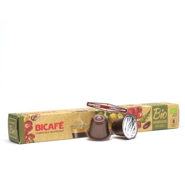 Bicafe Bio Honduras nespresso compatible capsule