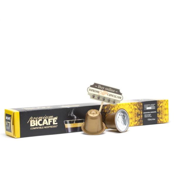 BICAFÉ Premium Gold nespresso capsules