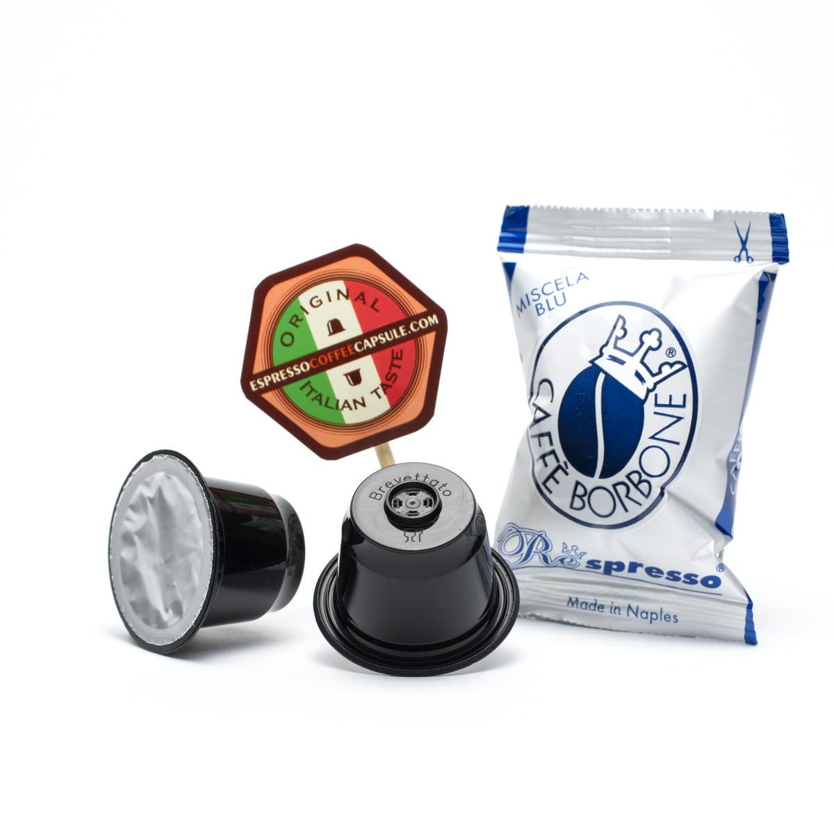 BORBONE Blue coffee nespresso capsule