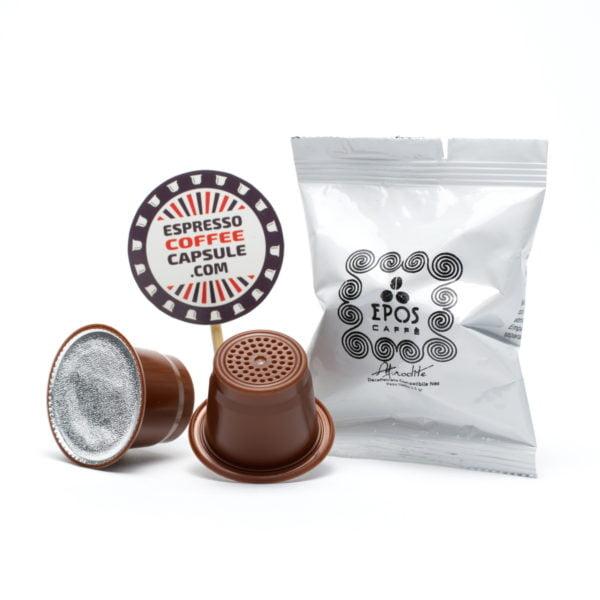Coffee EPOS Afrodite nespresso capsules