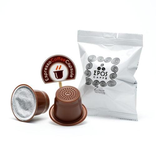 EPOS Zeus coffee capsules