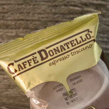 Donatello Caffe 1 • EspressoCoffeeCapsule.com
